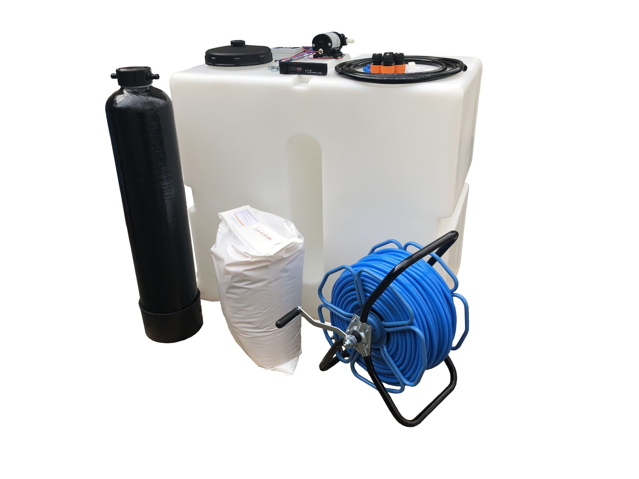 Build Your Own Di Waterfed Pole Kit