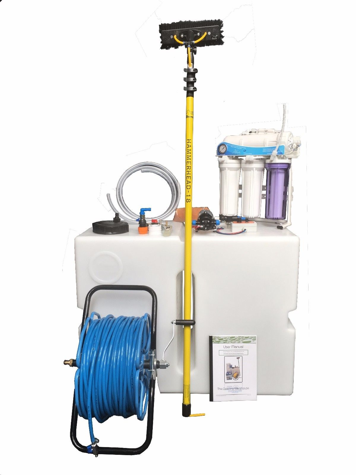Build Your Own Ro Waterfed Pole Kit