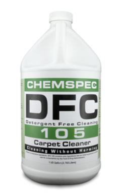 Chemspec DFC 105 Carpet Cleaner/Rinse 3.78L
