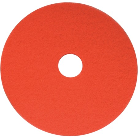 "17"" Red Cleaning Pad"