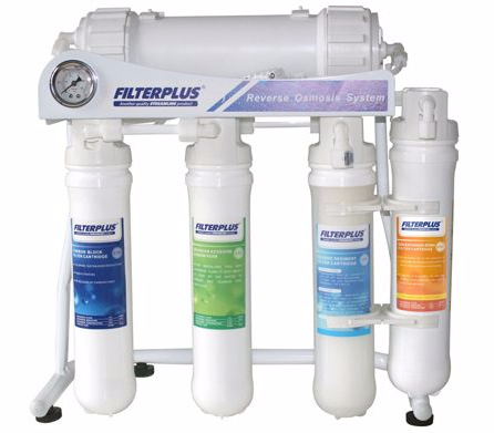 300gpd Filterplus Driect Flow Ro System With 700ml Di