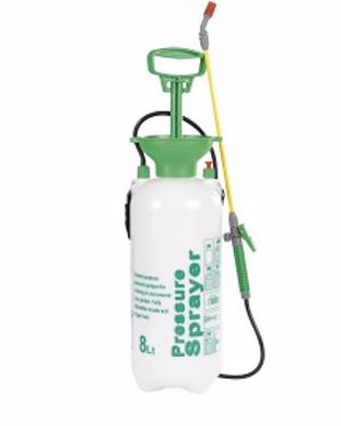 8 Litre Pressure Sprayer