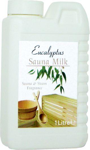 Clover Eucalyptus Sauna Milk