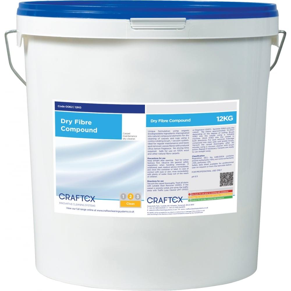 Craftex Dry Fibre Compound 12kg
