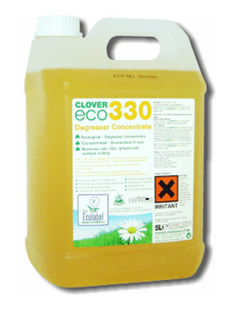 Clover Eco 330 5L - Concentrated Degreaser