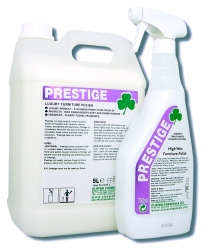 Clover Prestige 750ml - High Wax Furniture Polish