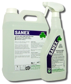 Clover Sanex 750ml - Odour Destroyer and Remover