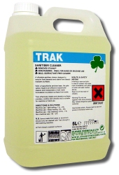 Clover Trak - Automatic dishwashing and tray washing machine cleaner