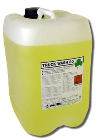 Clover Truck Wash 80 - Pressure Washer Chemical