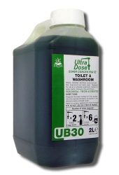 Clover UB30 - Toilet & Washroom Concentrate
