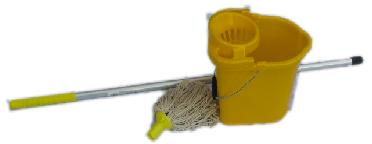 Complete Mopping System Yellow