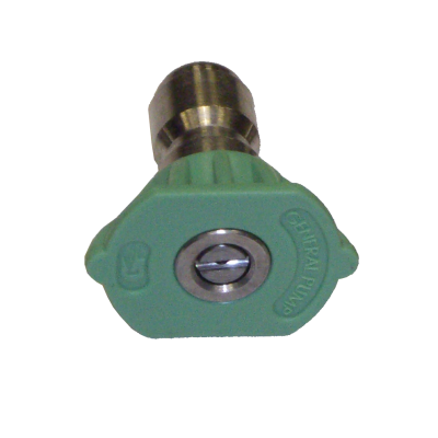 High Pressure Nozzle - Green