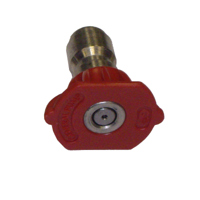 High Pressure Nozzle - Red