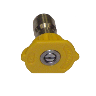 High Pressure Nozzle Yellow